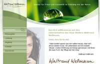Website von Waltraud Wellmann